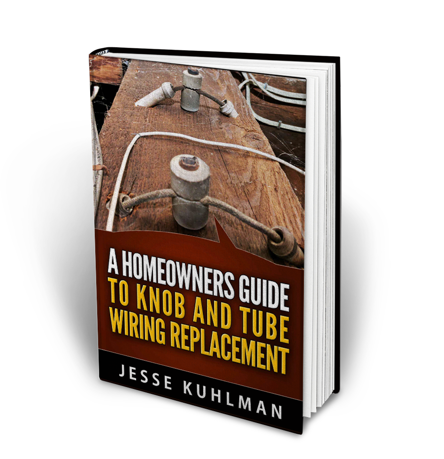 Home A Homeowners Guide To Knob And Tube Wiring Replacement Electrical Book Go Amazon Store